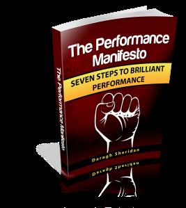 Performance Manifesto book image